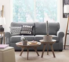 Couches for small spaces Space Saving Soma Fremont Roll Arm Upholstered Sofa Soma Fremont Roll Arm Upholstered Sofa Sgcollegeorg Small Space Sofas Pottery Barn