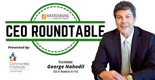 the ceo roundtable series is a special program series for hyp members which features ceos from the harrisburg region who will speak about heir professional