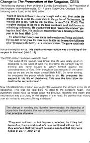 Christadelphian Reading Chart The Changing Literature Of The Christadelphian Community
