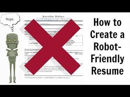 Resume Tracking How An Applicant Tracking System Ats Reviews Your Resume Youtube