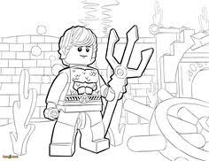 Small Picture Lego Marvel Superheroes Batman And Superman Coloring Page