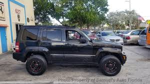2008 Used Jeep Liberty 4wd 4dr Sport At Samuels Auto Florida Serving Pompano Beach Fl Iid 19518971