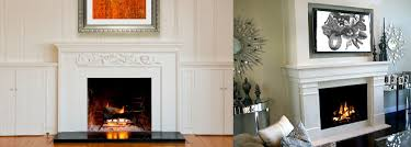 Make a Statement with Artwork over the Fireplace Mantle | UTR Déco ...