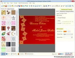 Wedding Invitation Card Maker Software Free Download