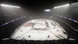 Blackhawks Stadium Series Seating Chart Verdict Blackhawks Spending New Years Day Outdoors Again