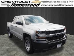 New 2017 Chevrolet Silverado 1500 Work Truck 4x4 Work Truck 4dr Crew ...