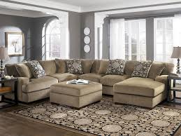Oversized Living Room Chair Large Sectional Sofas Curved Sofa View In Gallery Large Cream