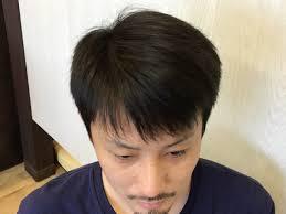 整髪料つけなくてもかっこいい髪型無表情な髪 安佐南区の