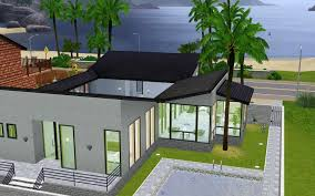 sims 3 modern mansion traditional scandinavian house plans fisalgeria