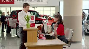 Did You Hear? - ToyotaCare Commercial - YouTube