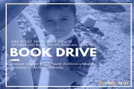 dreamkids book drive