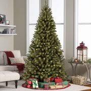 12u0027 Artificial Aspen Fir Prelit Christmas TreeSale On Artificial Prelit Christmas Trees