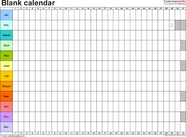 Sample Blank Calendar Blank Calendar 24 Free Printable Microsoft Word Templates Blank 13