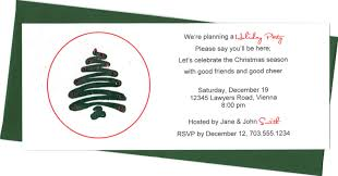 sample invitation letter for holiday party wedding invitation sample office party invite template