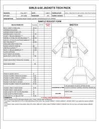 product spec sheet template 8 best apparel spec sheets images on pinterest drawings fashion