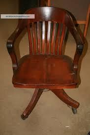 vintage wooden office chair. Vintage Antique Oak Desk Chair Lawyer Office Sheybogan Crocker Co Springs 9c7bc5b9d5344d6ce47e67a6d99 Breathtaking High Resolutin Hd Wooden D