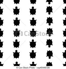 Turtle Pattern Beauteous Vector Seamless Turtle Pattern Vector Seamless Colorful Turtle