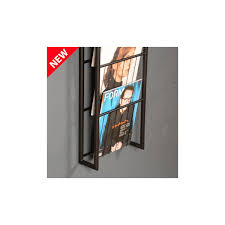 3 Hole Magazine Holder Magazine rack for private home or office 47