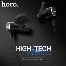 <b>HOCO Metallic</b> Universal Earphones with Mic Wired Headset 3.5mm ...
