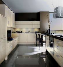 Black Kitchen Floor Tile Black Kitchen Flooring Ideas Yes Yes Go