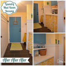 Laundry Room In Kitchen Kitchen Room Laundry Mud Room After Collage At Thehappyhousie