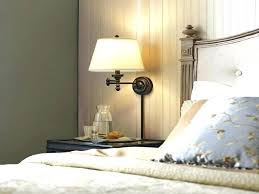 bedside table lamps what size lamp for bedside table um size of wall lamps bedroom wall
