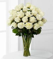 white rose bouquet by ftd easter gifts flowers