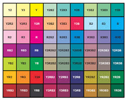 Cmyk Color Chart Beauteous Comics Color