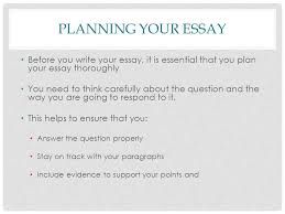 macbeth planning the essay ppt  planning your essay before you write your essay it is essential that you plan your