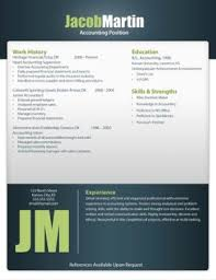 Free Resume Templates - Download Microsoft Word Resumes Samples