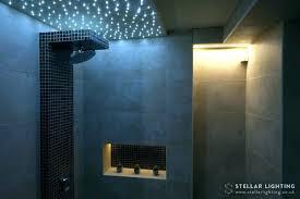 recessed led shower light lighting fixtures temperature
