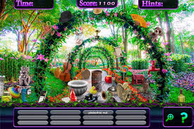 Try your best to beat the clock and discover all the letters of the alphabet before time runs out! Hidden Objects Secret Garden Puzzle Object Game For Android Apk Download