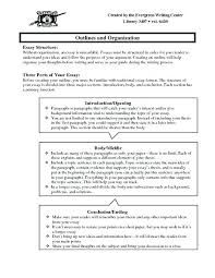 Parts Of A Essay Parts Of An Essay Worksheet The Five Parts Of An Essay 5 Paragraph