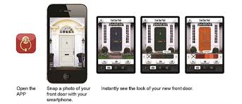 front door appTips  Tools for Choosing the Perfect Front Door Color  Modern