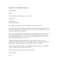 Free Plaint Letter Template – 20 Free Word Pdf Documents Awesome ...