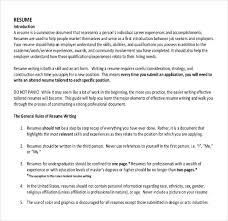 What Should Not Be Included In A Resume Treble Your Chances Of An Interview Resume Writing Help