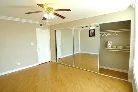 good closet mirror sliding doors