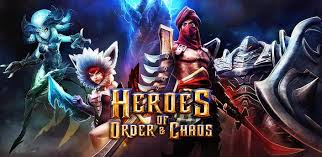Image result for Heroes of Order & Chaos v2.2.0j MOD APK+DATA