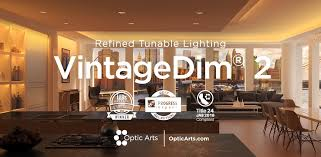 Optic Arts Lighting Vintage Dim 2 Create Custom Curves In The Palm Of Your