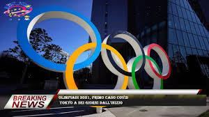 Inizio Olimpiadi 2021 - Tifone IN