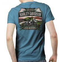 motorcycle mountains t shirt harley davidson st kitts