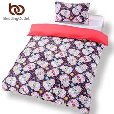 whole new sugar skull bedding duvet cover set twin full queen sugar skull bedding set reach to most country with 15 days white duvet cover
