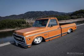 All Chevy c 10 chevy : Hide Relaxed C-10: Vintage American Trucks Hit Japan | DrivingLine