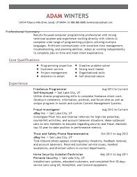 Quick Free Resume Resume Free Creative Resume Builder