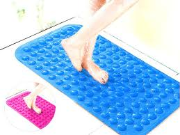 best bathtub mat no suction cup bath without