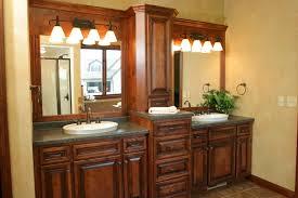 custom bathroom lighting. Unique Custom Bathroom Cabinets Lighting