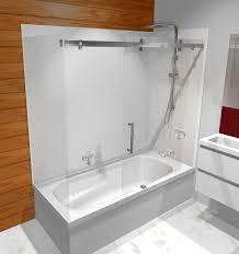 bathroom shower doors. Dreamline Bath Sliding Door. Images / 1 2 Bathroom Shower Doors