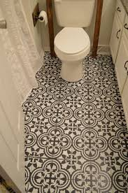 vinyl plank flooring under toilet home decor floor template kit how to cut tile around base