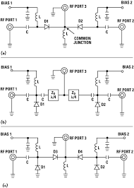 rf switches information engineering360 pin diode circuits via microwave journal