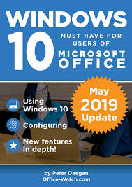 Windows 10 November 2019 For Microsoft Office Users Office